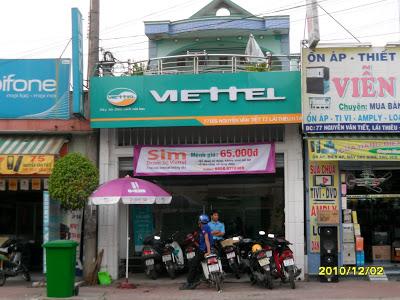 Viettel Thuận An Khuyến mãi Đăng ký lắp đặt internet cáp quang Tháng 10/2015