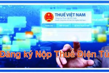 Viettel Bình Dương Hướng dẫn Đăng ký và Nộp thuế điện tử