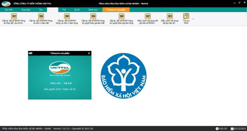 Báo giá dịch vụ VBHXH Viettel