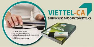 Đăng ký mới & gia hạn chữ ký số viettel bình dương 01/2016