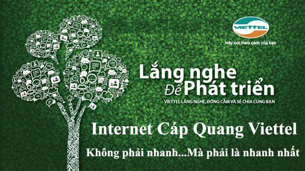Đăng ký lắp đặt internet wifi và Truyền hình cáp viettel tại khu vực Bình Nhâm thuận an bình dương