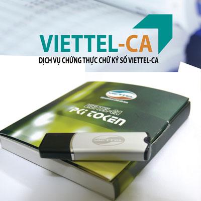 Đăng ký mới & gia hạn chữ ký số viettel bình dương 11/2015