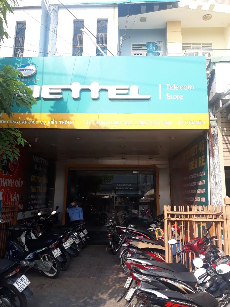 Cửa Hàng Viettel Bến Cát Bình Dương