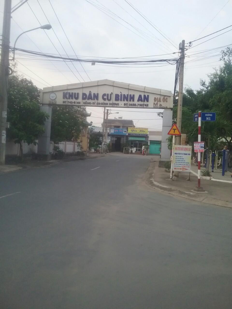 Lắp mạng wifi viettel tại KDC Bình An, Dĩ An Bình Dương